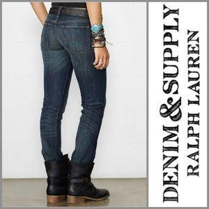 Denim & Supply Ralph Lauren Straight Jeans 28 x 30